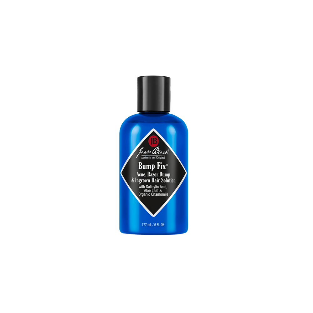 Jack Black Bump Fix® Acne, Razor Bump & Ingrown Hair Solution with Salicylic Acid, Aloe Leaf, & Organic Chamomile
