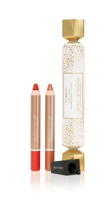 Jane Iredale Holiday Lip Kit