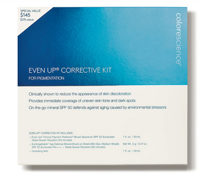Colorescience EVEN UP® CORRECTIVE KIT FOR PIGMENTATION