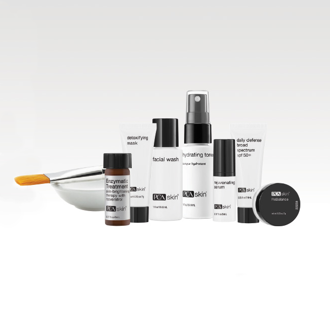 PCA Micro Peel At-Home Kit