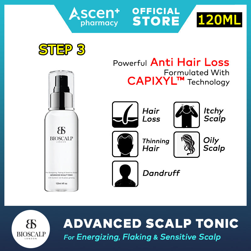 BIOSCALP Advanced Scalp Tonic [120ml]