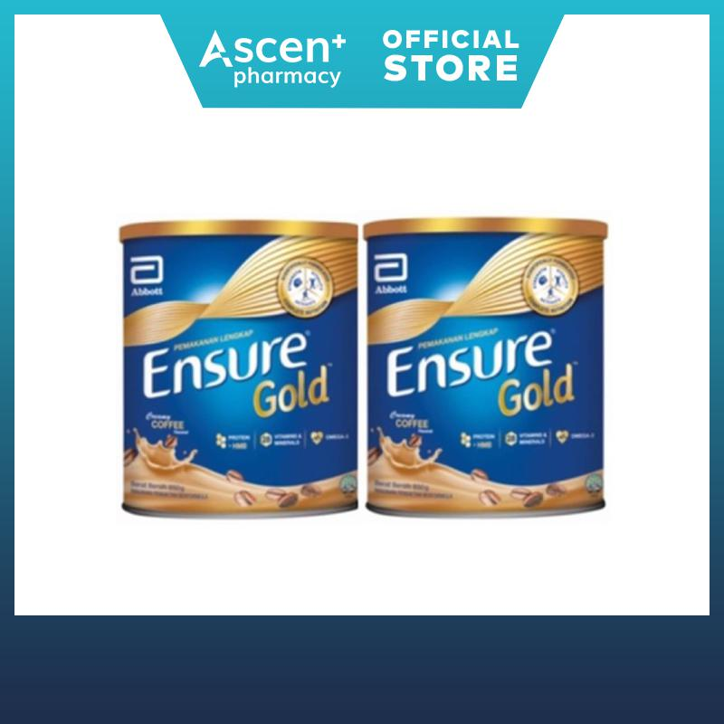 Abbott Ensure Gold Coffee 2x850gm