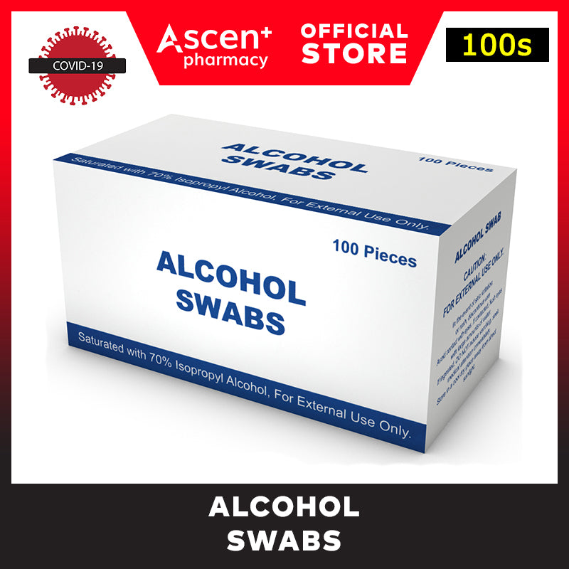 Alcohol Swabs [100s]