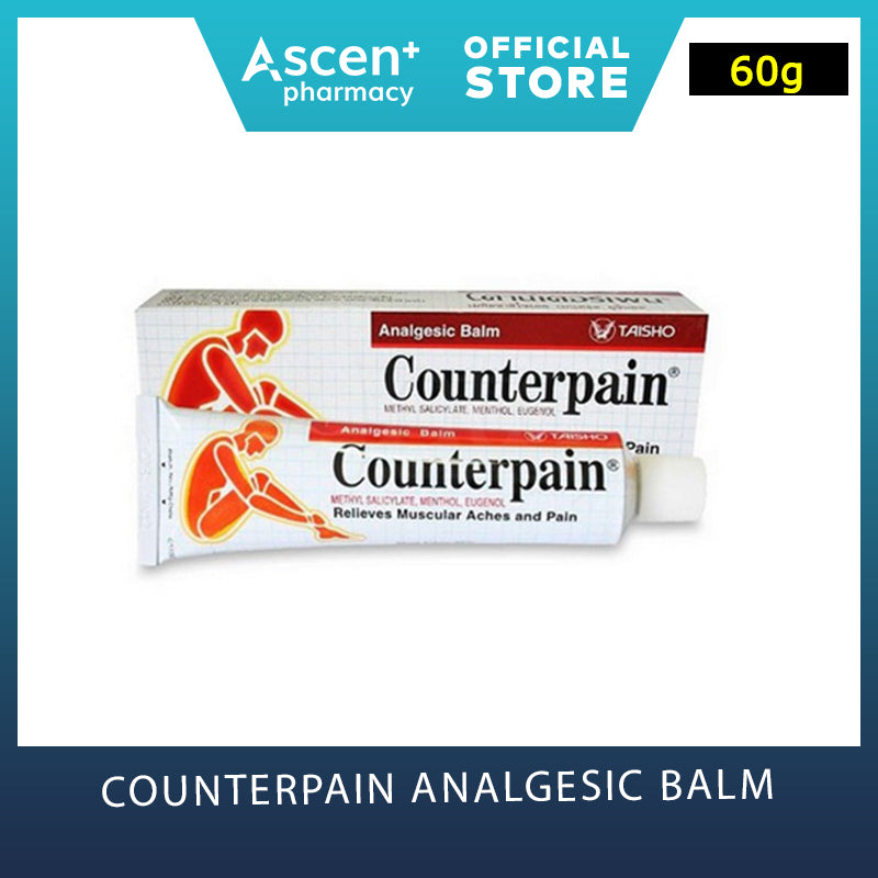 COUNTERPAIN Analgesic Balm 60g