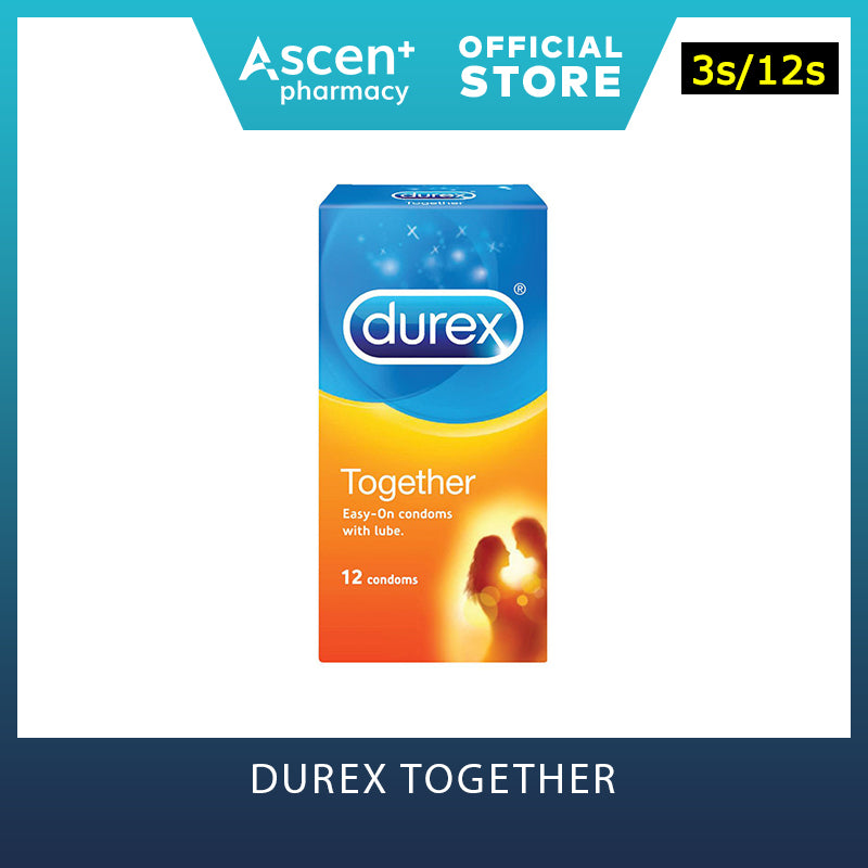 DUREX Together Condoms [3s]