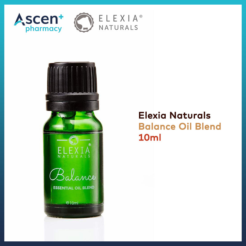ELEXIA NATURALS Balance Oil Blend [10ml]