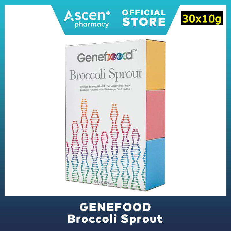GENEFOOD Broccoli Sprout [10gx30s]