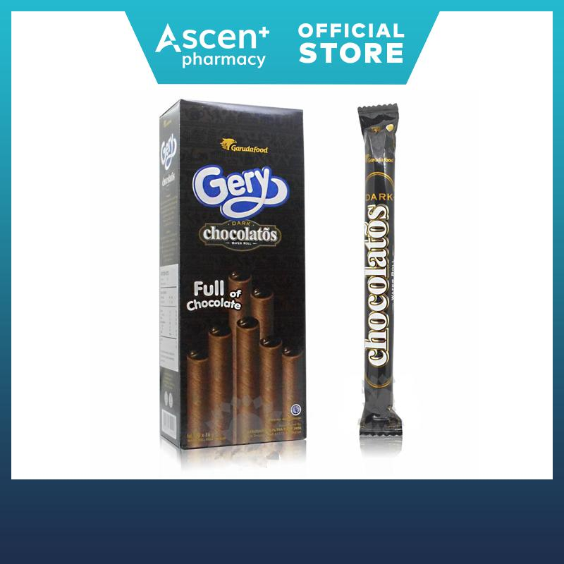 Gery Dark Chocolato's Wafer Roll 160g