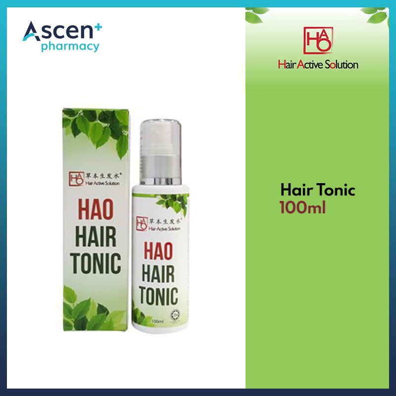 HAO Hair Tonic [100ml]