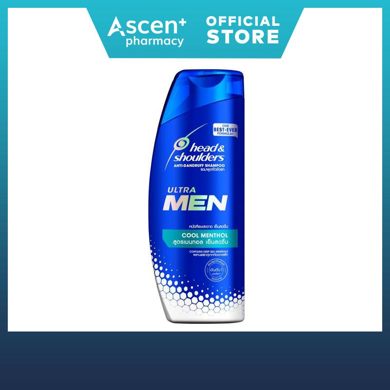 HEAD & SHOULDERS SHAMPOO 315ML ULTRAMEN COOL MENTHOL