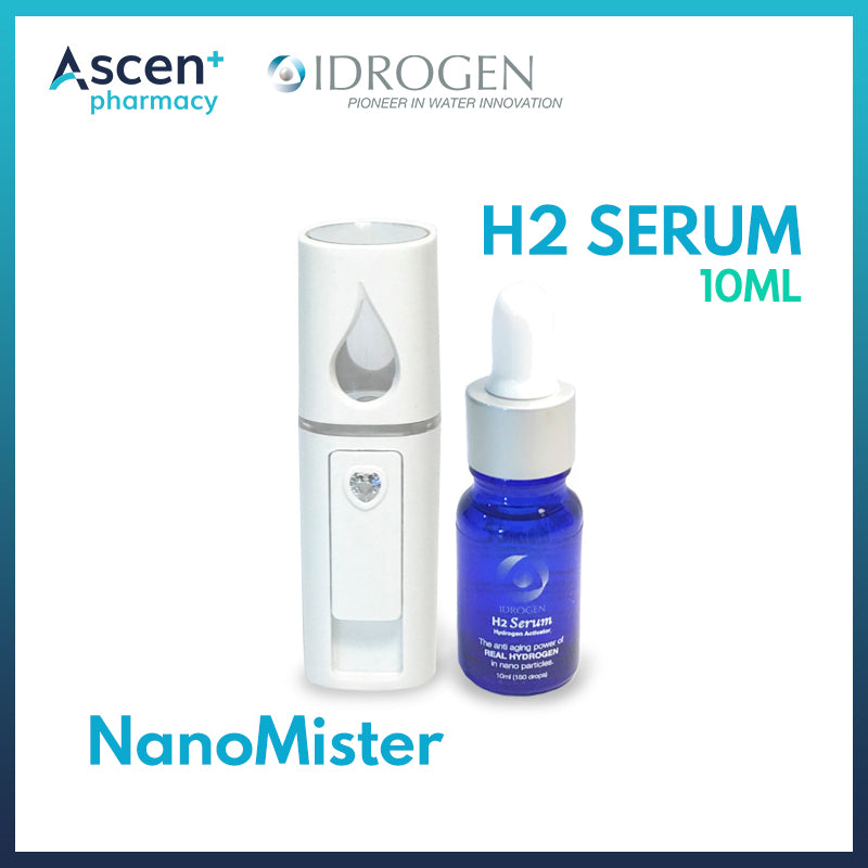 IDROGEN H2 Serum [Bundle]
