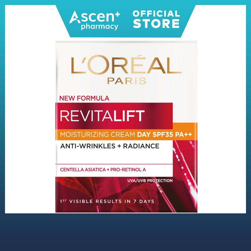 Loreal Paris REVITALIFT DAY CREAM SPF35 50ML