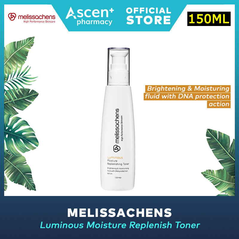 MELISSACHENS Luminous Moisture Replenish Toner [150ml]