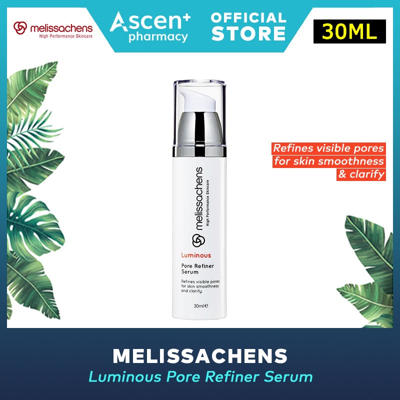 MELISSACHENS Luminous Pore Refiner Serum [30ml]
