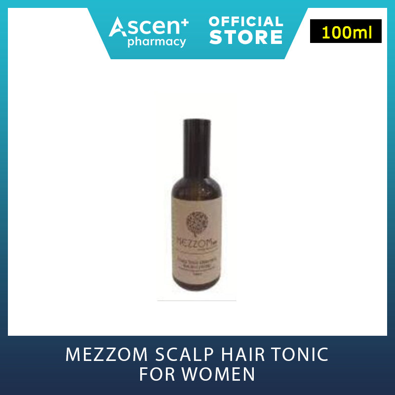 MEZZOM Scalp Hair Tonic for Women [100ml]