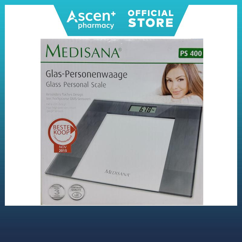 Medisana Glass Personal Scale PS400