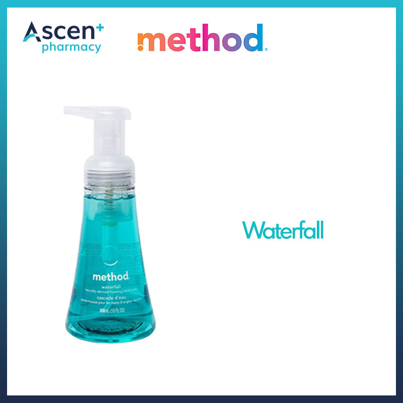 METHOD Foaming Hand Wash [300ml] Waterfall