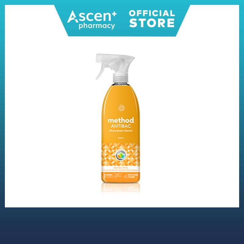 Method All Purpose Cleaning Spray 828ml Citron