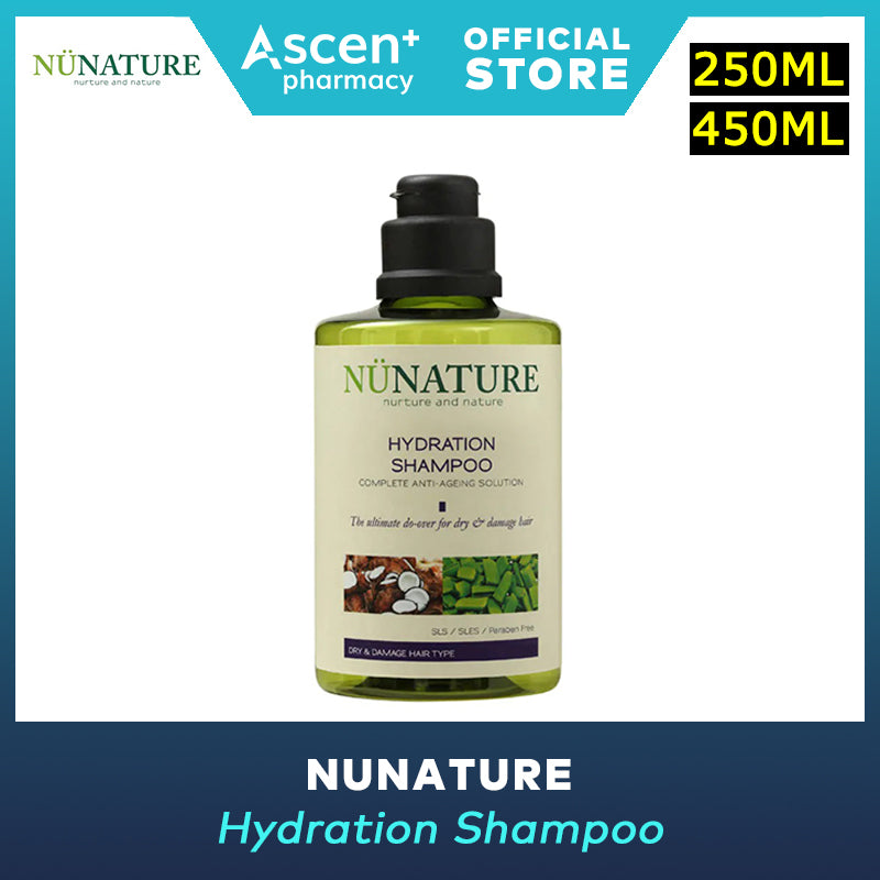 NUNATURE Shampoo (Hydration) 450ml