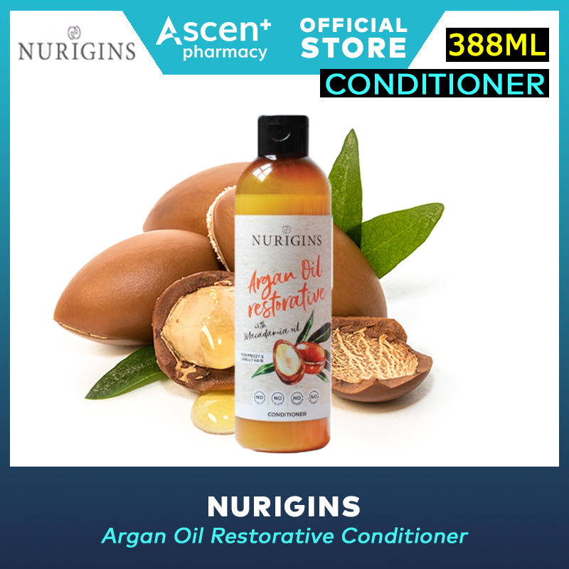 NURIGINS Conditioner [388ml] Argan Oil Restorativ