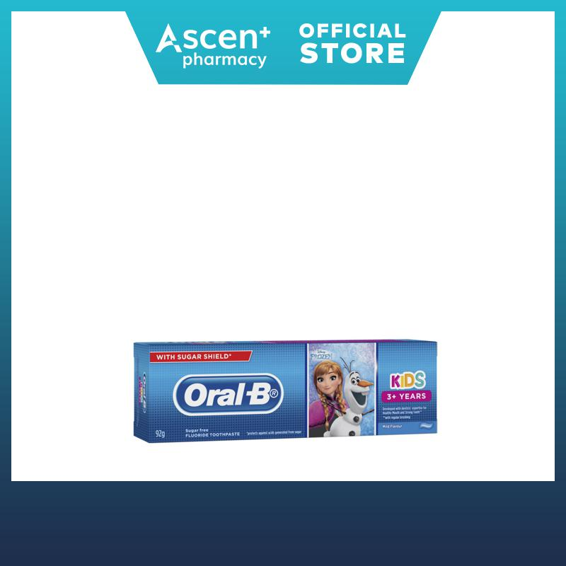 Oral B STAGES PASTE FROZEN 92G