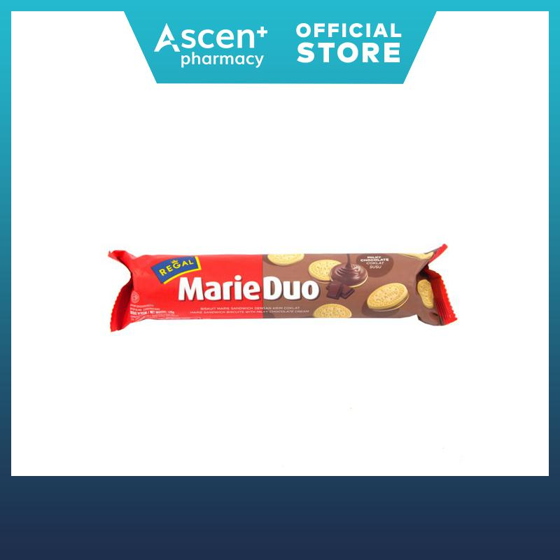 Regal Marie Duo with Chocolate Biscuits 100g