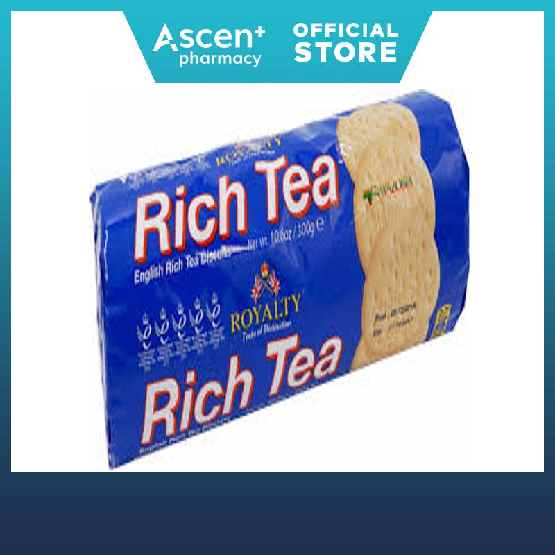 Royalty Rich Tea Biscuits 300g