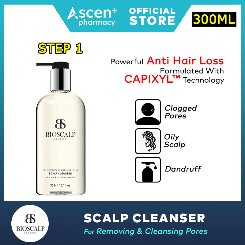 BIOSCALP Scalp Cleanser [300ml]
