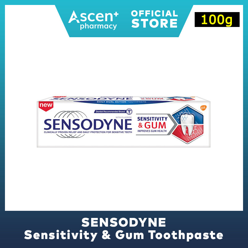 SENSODYNE Toothpaste Sensitivity & Gum [100g]