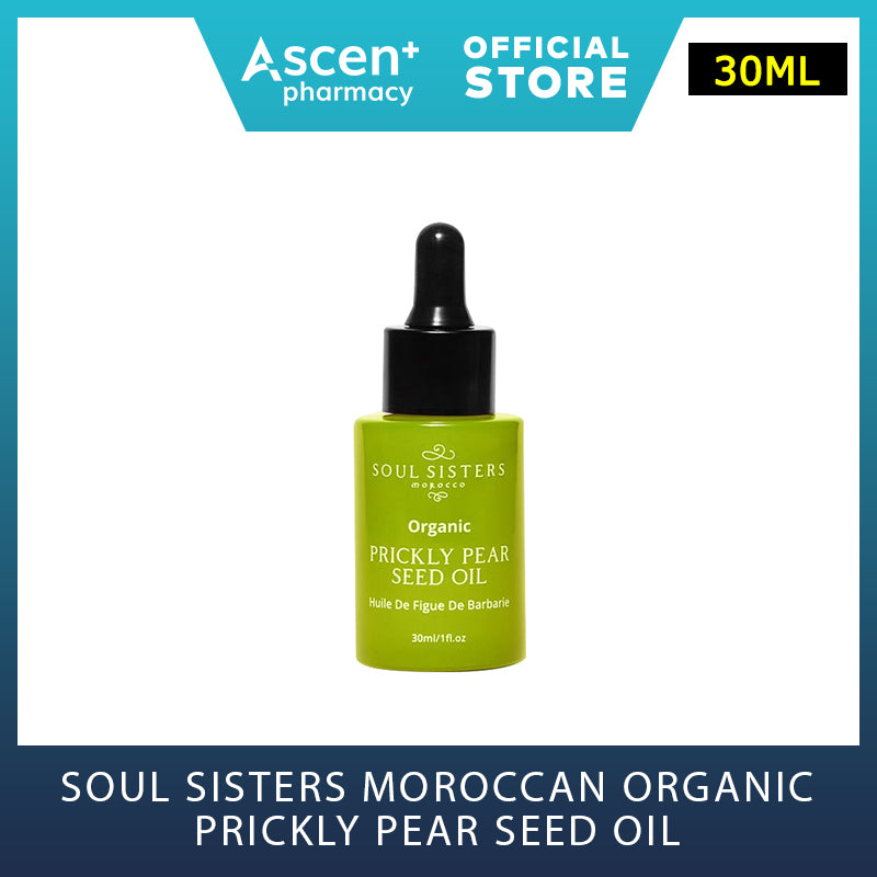 SOUL SISTER Morocco Prickly Pear Seed Oil [30ml]