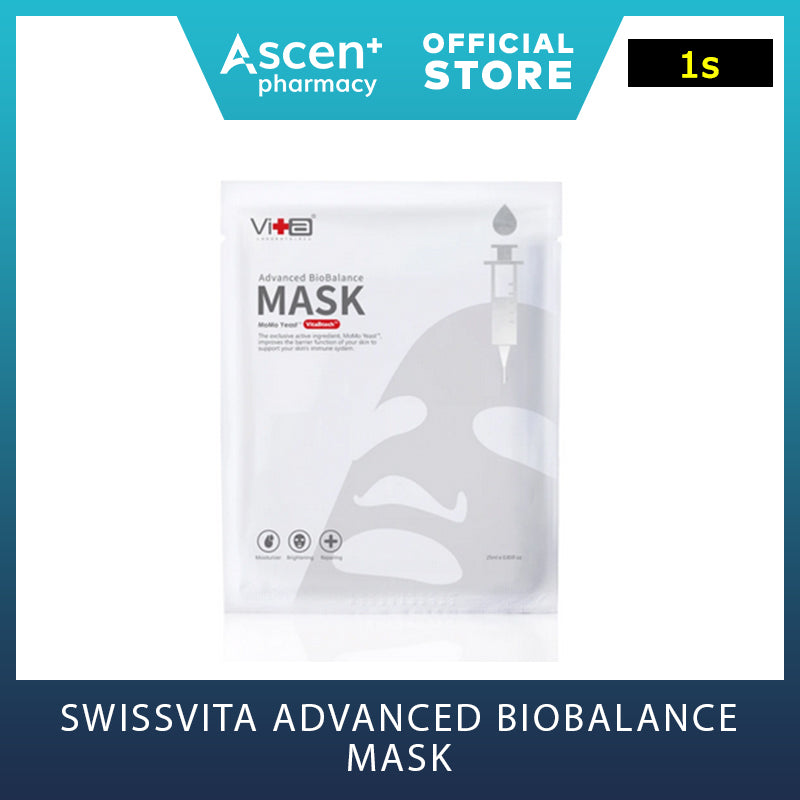 SWISSVITA Advanced BioBalance Mask [1s]