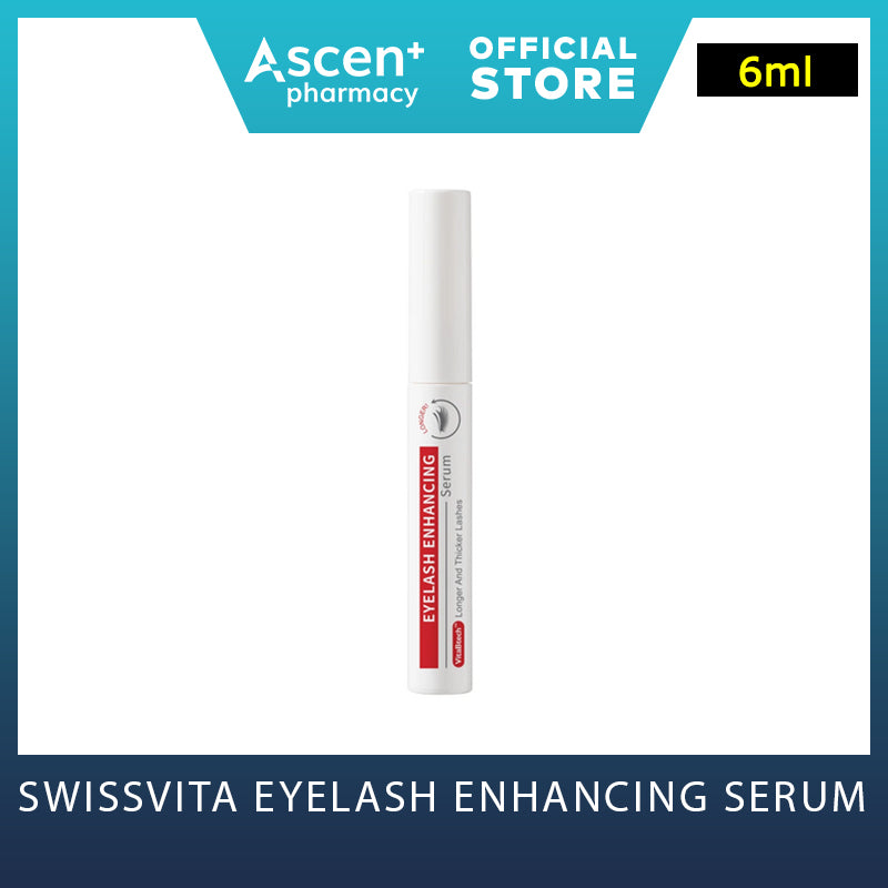 SWISSVITA Eyelash Enhancing Serum [6ml]