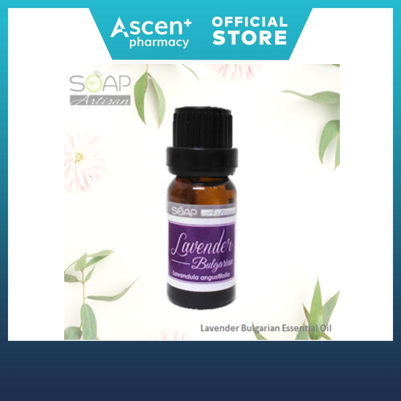 Soap Artisan Essential Oil 10ml Lavender Bulgarian