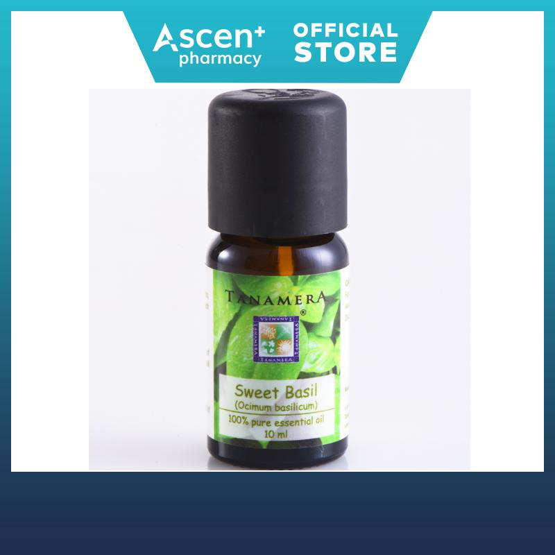 Tanamera Essential oil 10ml Sweet Basil