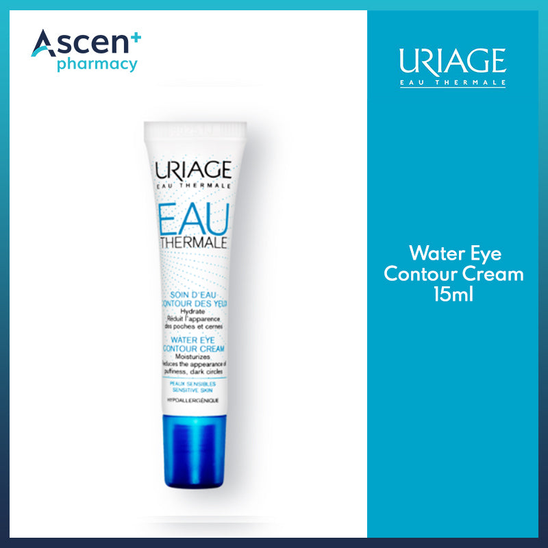 URIAGE Water Eye Contour Cream [15ml]