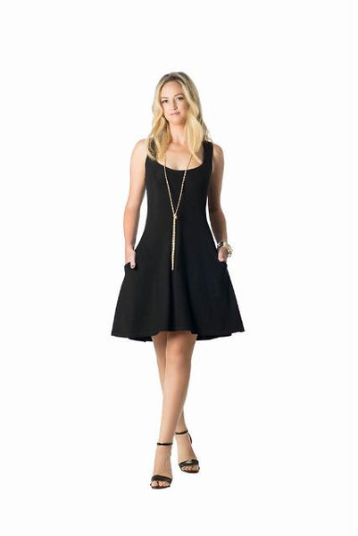 Lindsay A Line Tank Dress - ParisGordon.com