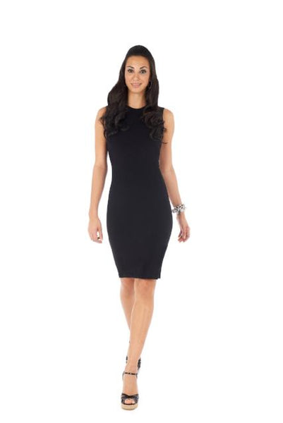 Jackie O Sleeveless Dress - ParisGordon.com
