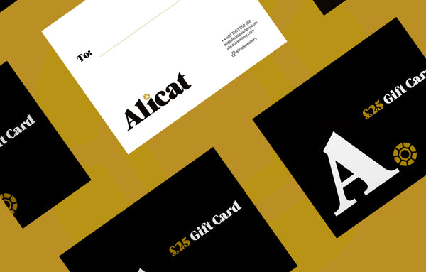Alicat Gift Cards