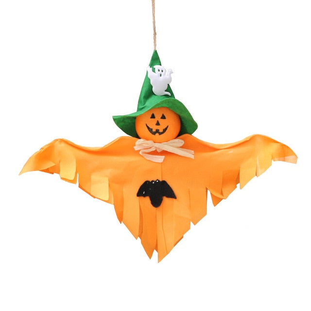 Halloween Ghost Hanging Decoration Indoor Outdoor Specter Party Ornament Utility Pendant Props Halloween Event Party Decor