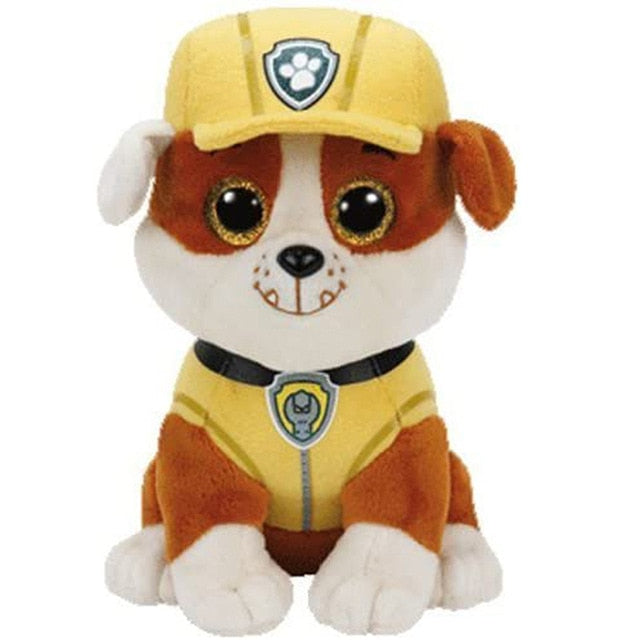 Ty Beanie Animals Dog Plush Toy PAW PATROL