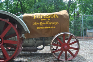 Fordson Tractor Model F Cover - Detroit, Mich. 1923 – 1928