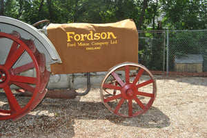 Fordson Model N Tractor Cover English 1933 – 1945