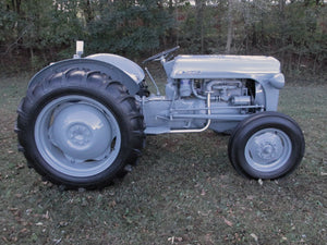 Massey Ferguson TE20, TO20, TO30 Tractor Cover