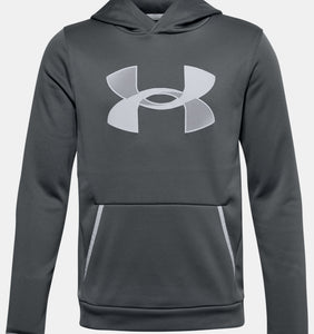 Boys' Armour Fleece® Big Logo Hoodie