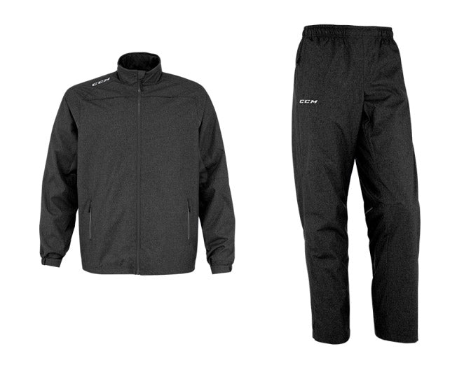 Premium CCM Track Suit Combo Jacket and Pant - [Hanover Falcons]