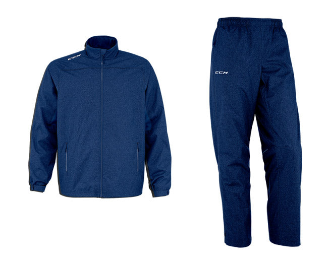 Premium CCM Track Suit Combo Jacket and Pant - [South-Bruce Blades]