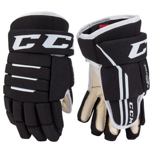 JR CCM Tacks 4R2 Hockey Gloves