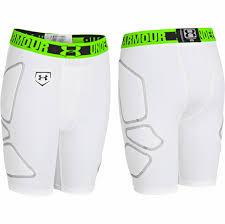 UA Break Thru Youth Baseball Sliding Short