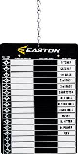 Easton Magnetic Lineup Board