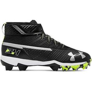 Junior UA Harpor 3 Mid RM Cleats
